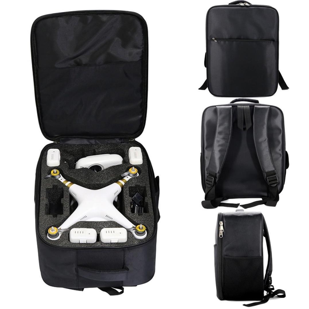 Backpack Hometom Carrying Shoulder Case Backpack Bag for DJI Phantom 3S 3A 3SE 4A 4 4Pro