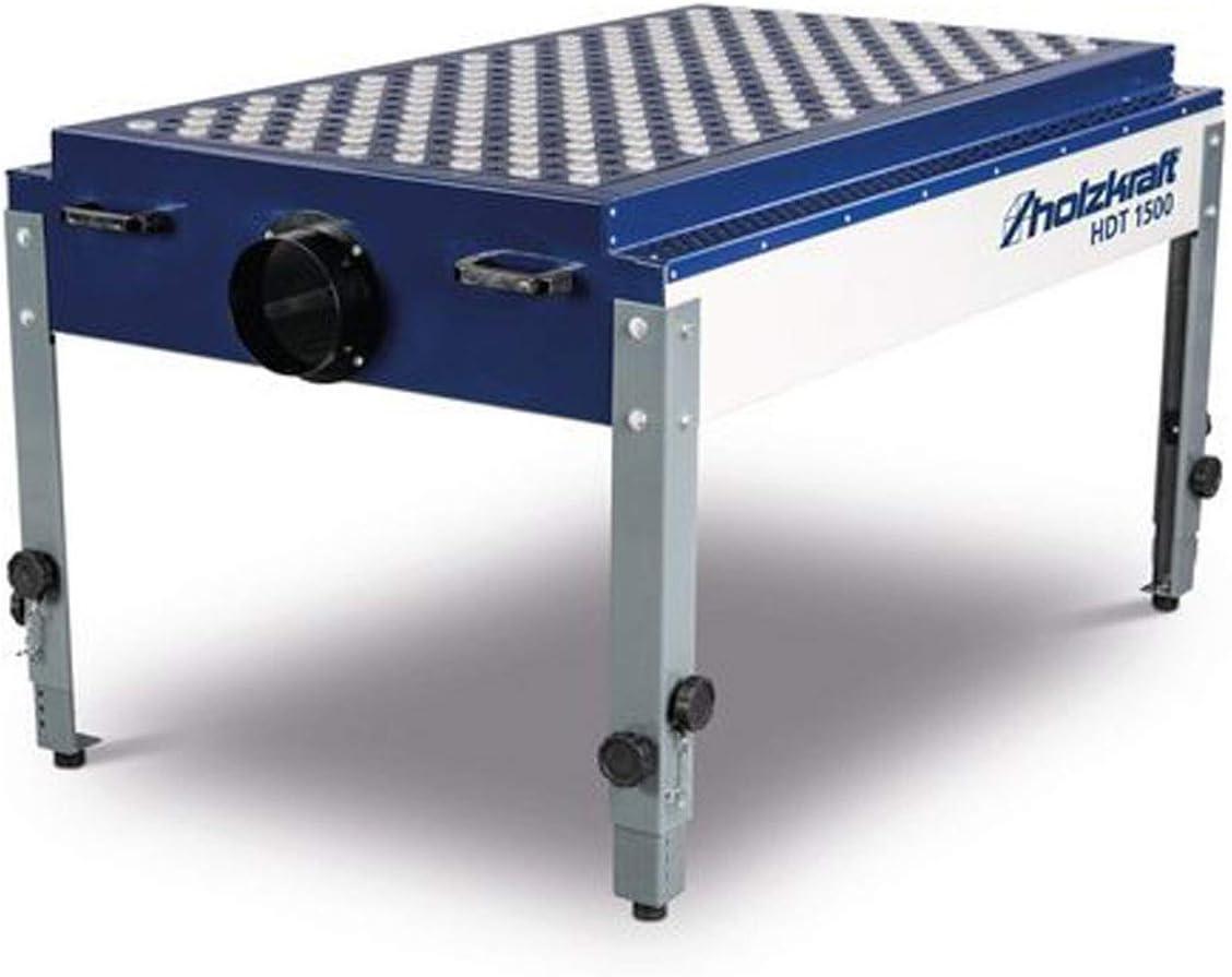 HDT 1500 mesa de lija para madera Fuerza: Amazon.es: Bricolaje y ...