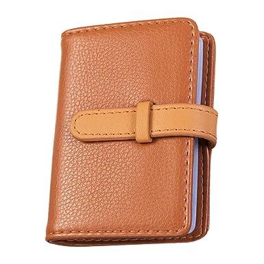 c381f1ed1918 Amazon.com: Slim Minimalist Wallet, Front Pocket Wallets, Blocking ...