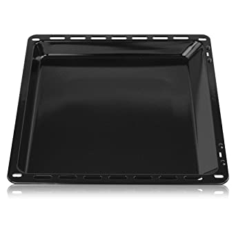Bandeja de horno para Horno De Cocina esmaltada AEG / Electrolux 353193922/5 o sea