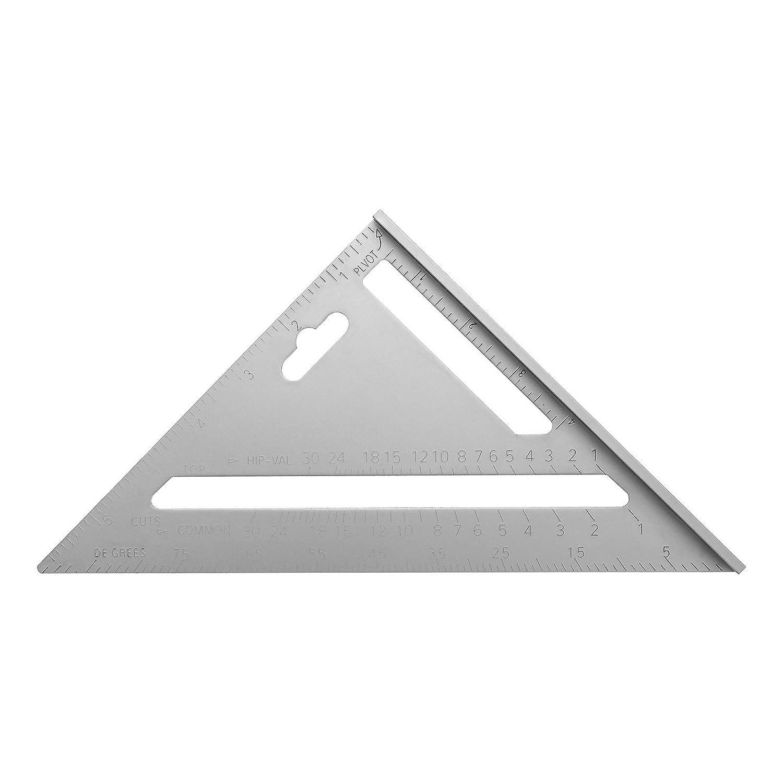 Anschlagwinkeldreieck 185 mm Messwinkel Dachdeckerwinkel Anschlagwinkel von SECOTEC