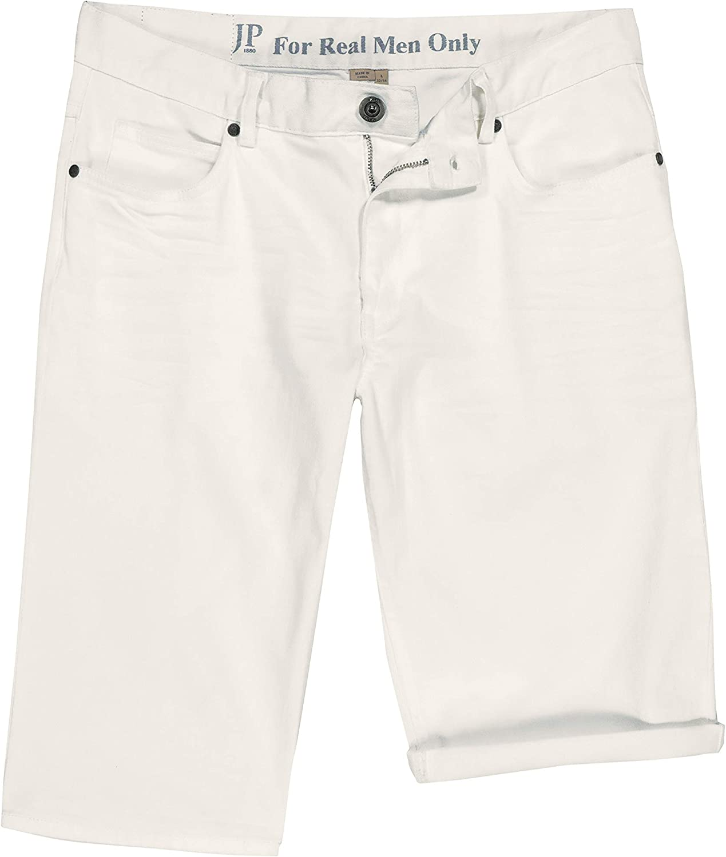 JP 1880 Mens Big /& Tall Stretch Bermuda Shorts 720248