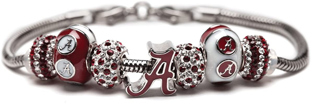 Alabama Charm Charms for Bracelets and Necklaces