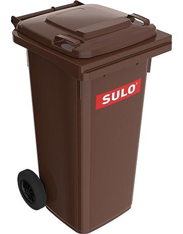Cubos de basura para exterior | Amazon.es