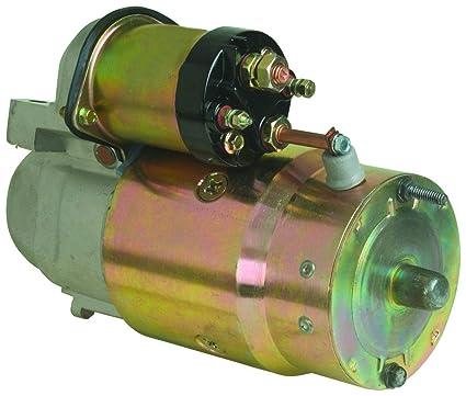 61gW2QDBfML._SX425_ amazon com new marine starter for crusader 77 88 w gm 350 5 7 454