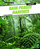 img - for Rain Forest Habitats (Discovery Education: Habitats) book / textbook / text book