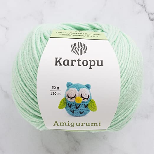Kartopu Amigurumi Start Kit 50gx25 Color online | Adlibris ... | 522x522