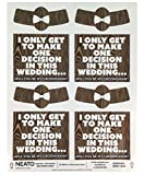 Be My Groomsman - Beer Labels - 4 Bottle Labels and 4 Neck Labels - For Weddings