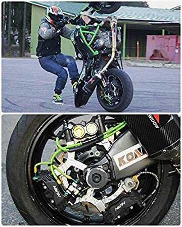 Kawasaki ZX6R (Ninja) 2005 - 2017 - Soporte de pinza de ...