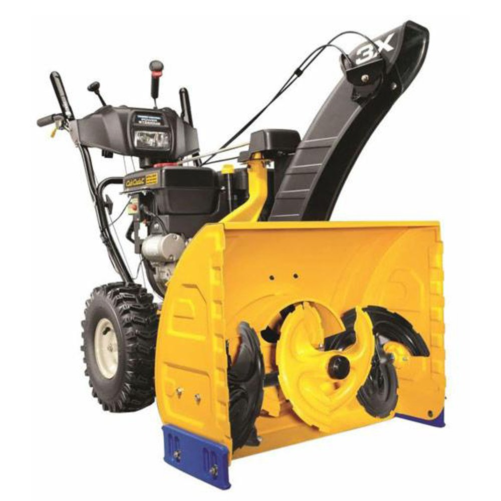 2015 Cub Cadet Snow Blower 3-Stage Electric Start 26 in. with Power Steering and Heated Hand Grips, Self-Propelled Drive System