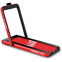 Marshal Fitness Walking Pad Treadmill 2in1 Walking Running Machine Under Desk Treadmill Electric Folding Treadmill with…