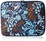 Vera Bradley Laptop Sleeve,Java Floral,One Size