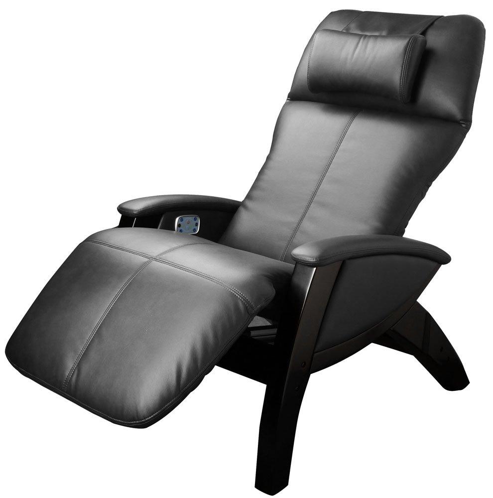 Amazon.com: Svago Zero Gravity Recliner   Black Sinfully Soft Premium  Leather   Black Finish: Health U0026 Personal Care