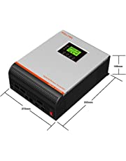 WccSolar Inversor Multifuncion onda pura 3000va Regulador 50A Cargador 30A
