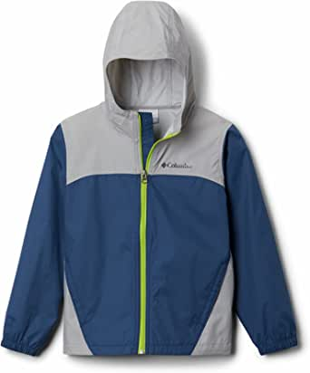 Columbia Boys' Toddler Glennaker Rain Jacket, Waterproof & Breathable