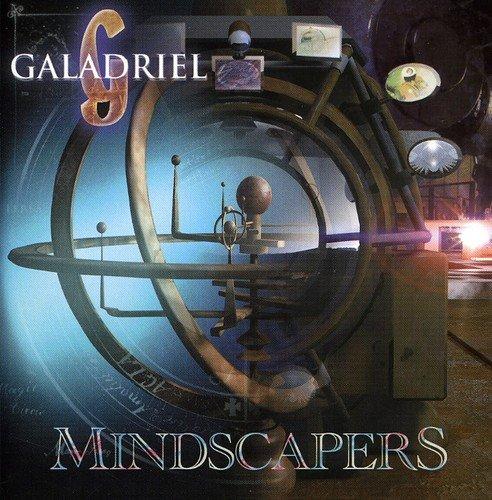 CD : Galadriel - Mindscapers (CD)