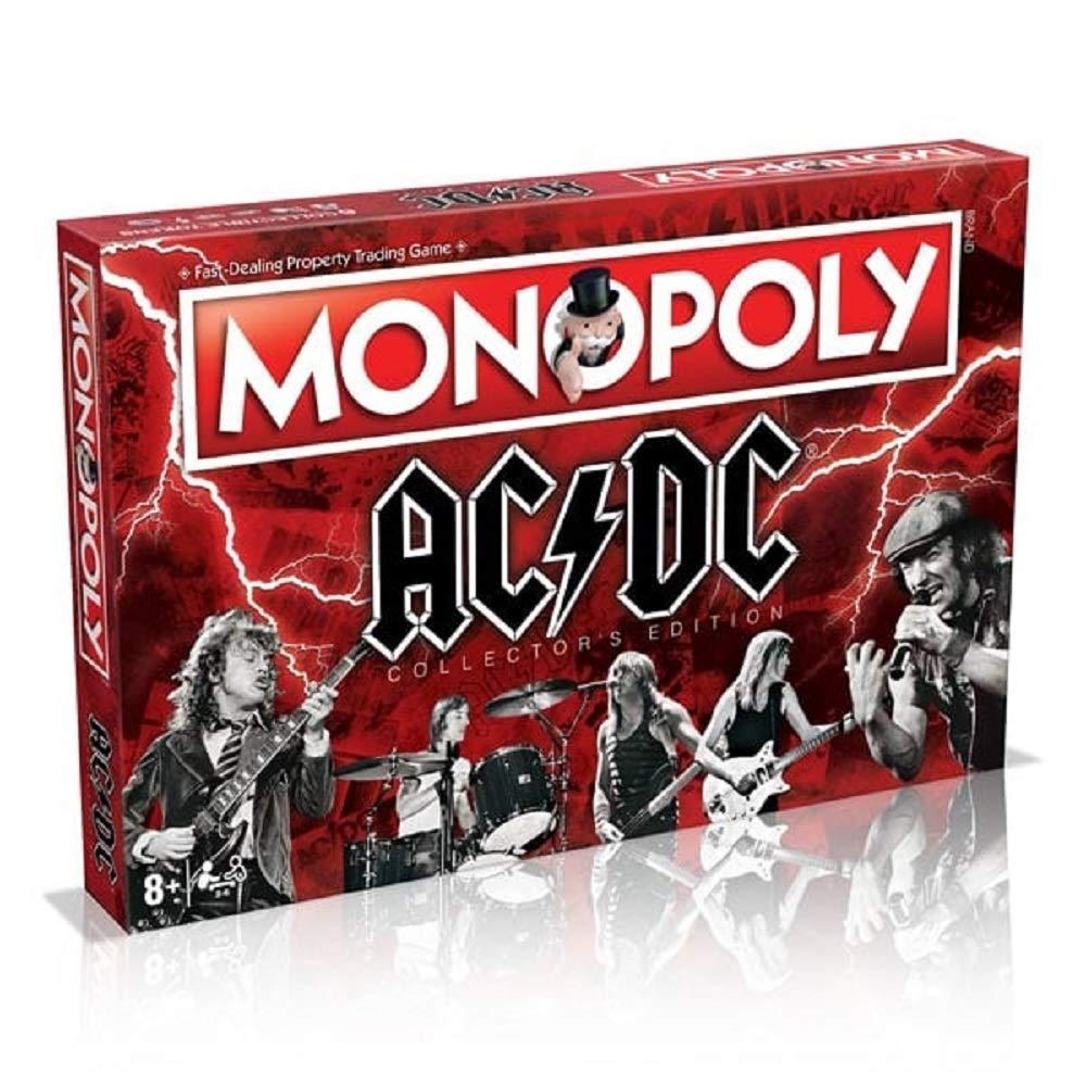 AC/DC モノポリー B07J1MWVN7