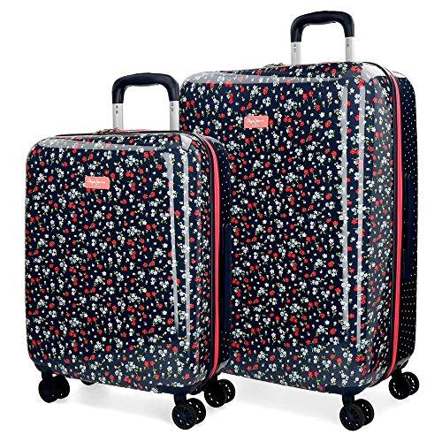 Juego de maletas rígidas 55-69 cm Pepe Jeans Jareth