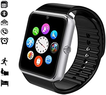 Pcjob Smart Watch Smartwatch GT08 Bluetooth Reloj para ...