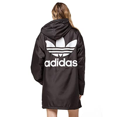 adidas Originals Adicolor Jacket Black XL at Amazon Men's Clothing store