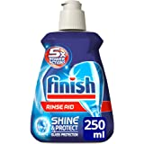 Finish Dishwashing Rinse Aid, Regular Liquid, 250ml