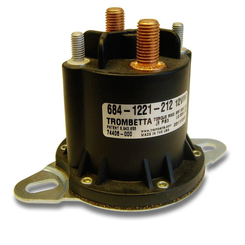 Trombetta 12 Volt PowerSeal DC Contactor Part No. 684-1221-212: Motor  Contactors: Amazon.com: Industrial & Scientific
