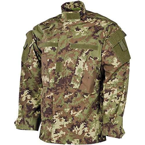 Army Acu Field Jacket - 5