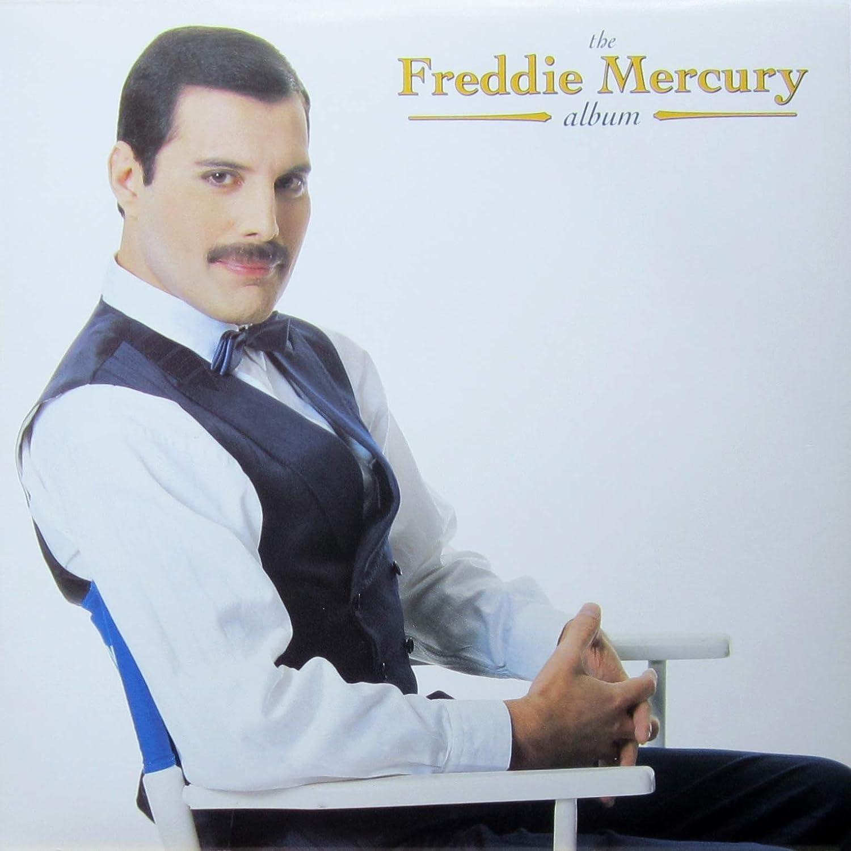 The Freddie Mercury Album B000057L3Z