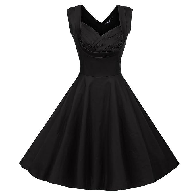 Vestidos de fiesta cortos para señoras de 50 años 2015