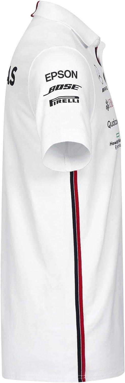 Mercedes AMG Petronas Motorsport 2019 F1/™ Mens Polo Shirt Black