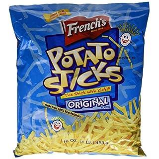 French's Potato Sticks - Original: 16 OZ Bag