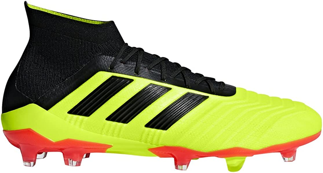 c99b0888ab8 adidas Predator 18.1 Firm Ground Cleat - Men s Soccer 6.5 Emode