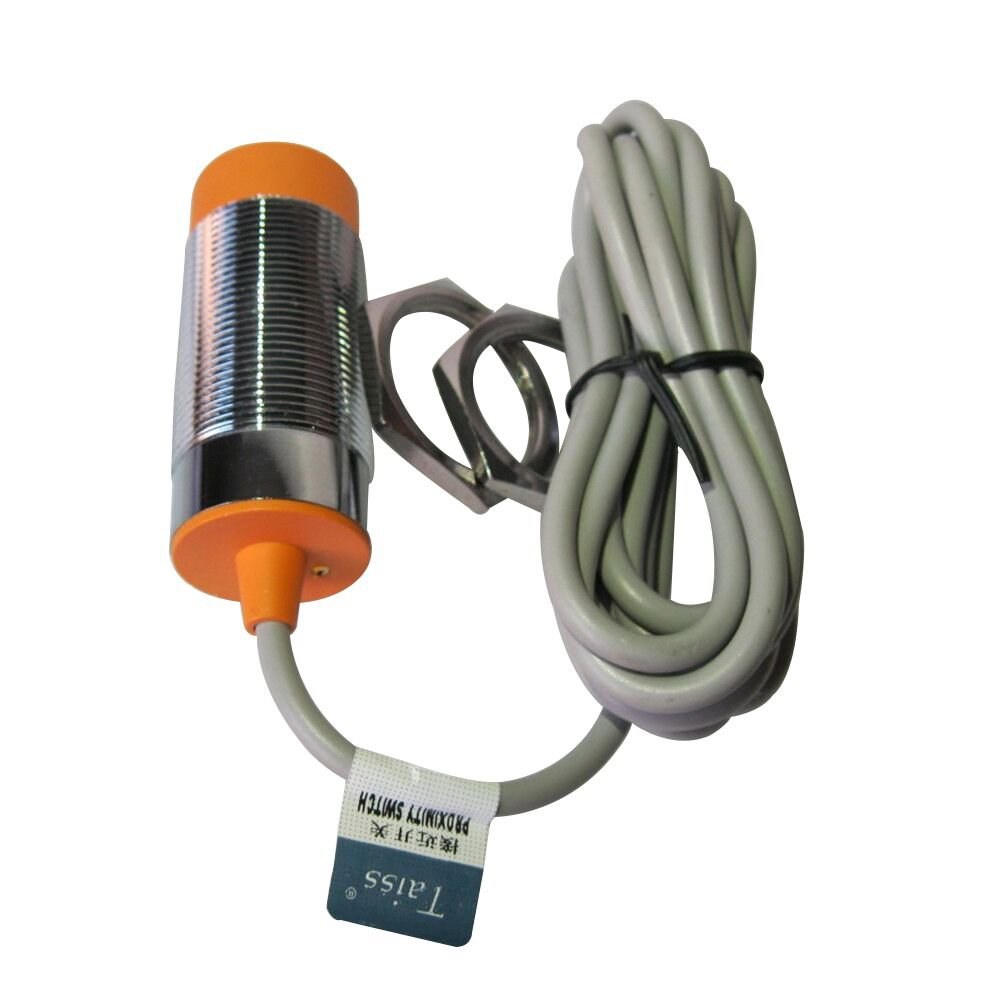 Taiss 5PCS capacitive proximity sensor switch LJC30A3-H-J/DZ diameter 30mm detective distance 25MM Two-wire NC AC90-250V