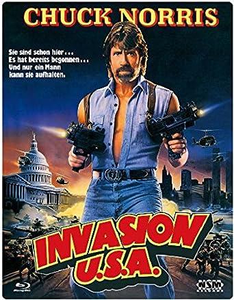 Invasion U.S.A - uncut [Blu-ray] Futurepak [Alemania ...