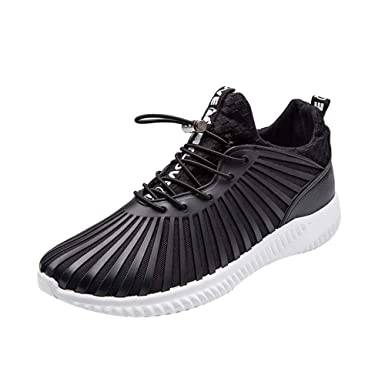 ddb31c970afc DENER❤ Unisex Men Women Slip on Sneakers