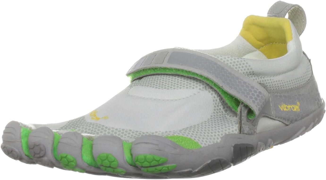 Vibram Five Fingers Bikila 5F/W345SG-39 - Zapatillas de Fitness para Mujer, Color Gris, Talla 38: Amazon.es: Zapatos y complementos