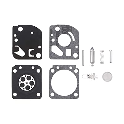 uxcell RB-71 Carburetor Rebuild Kit Gasket Diaphragm for Zama RB-71 Echo TC-100 Mantis Tiller SV-4/E SV-4/B Engines Carb: Garden & Outdoor