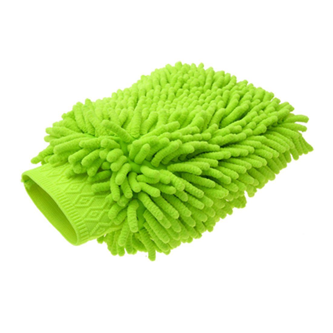 sourcingmap® Microfibra Chenille Coche Lavar Limpieza Mitón Cepillo Facjb a09032500ux0068
