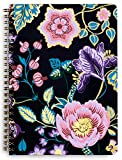 Vera Bradley Women's Mini Notebook with Pocket (Vines Floral)
