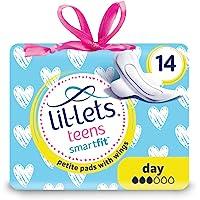 Lil-Lets 3660784 Bindor för Tonåringar, 14 Stycken
