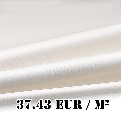 Serge Ferrari Soltis Proof W96 - Lona impermeable de PVC para protección solar, 620 g/m², color blanco 8102 adecuado para pérgola y cortinas: Amazon.es: Hogar