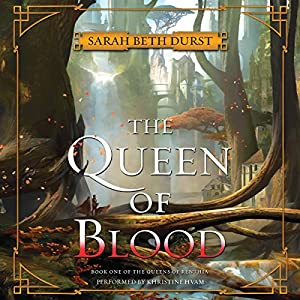 The Queen of Blood Audiobook