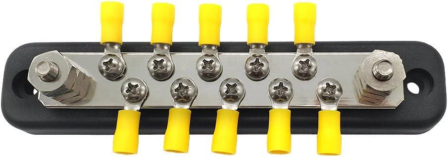 acerto 51091 Aluminium Treppenwinkel-Profil Selbstklebende Treppenkante 52x30mm bronze dunkel * Rutschhemmend * Robust * Leichte Montage 135cm Treppenkanten-Profil Treppenstufen-Profil aus Alu