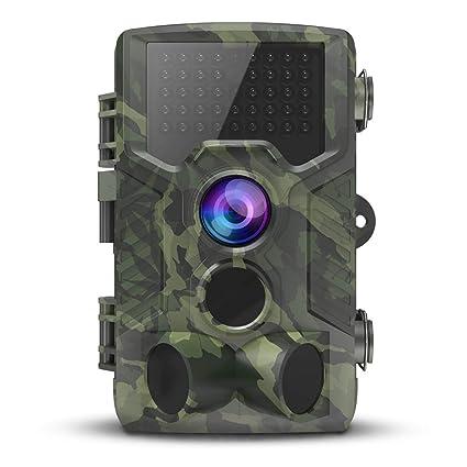 2feea74804eeb Amazon.com: VICTONY Trail Camera, 1080P HD Wildlife Game Hunting ...