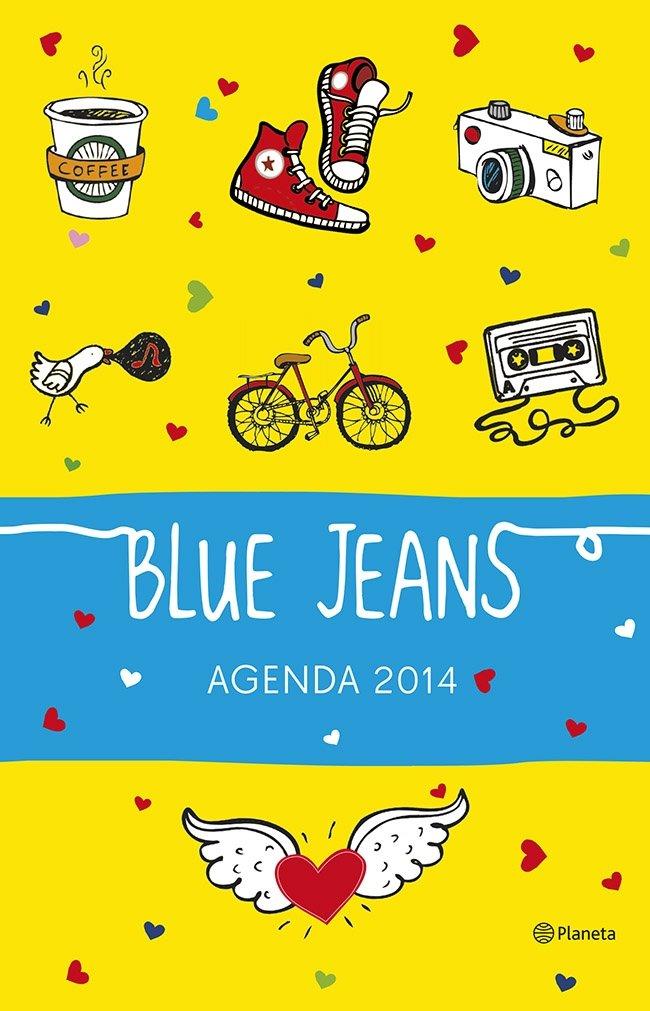Agenda Blue Jeans: Agenda 2014 ((Fuera de colección ...