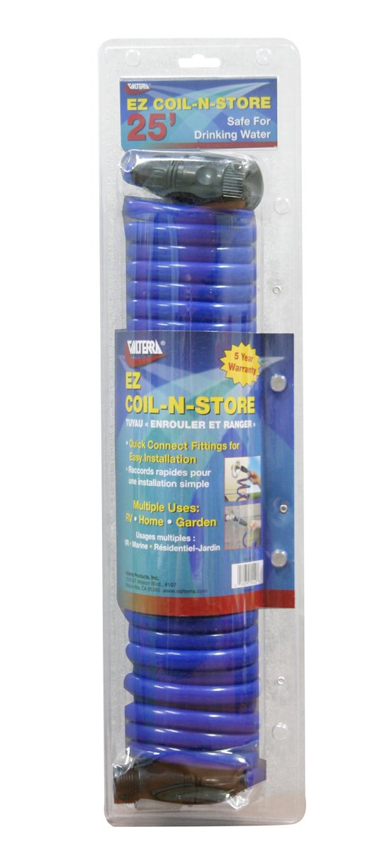 Ez Coil-N-Store Drinking Water Hose
