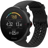 Polar Reloj Multisport Vantage M GPS, Glonass Cadencia, Color Negro