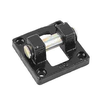 Neumático rueda Pivot armazón de la cama soporte de caña de pescar 14 mm Pin: Amazon.es: Bricolaje y herramientas