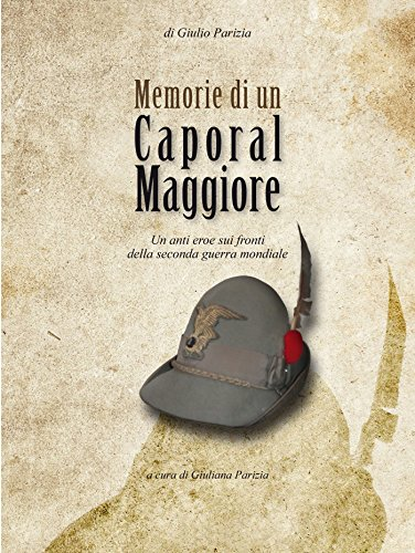 MEMORIE DI GUERRA (Italian Edition)
