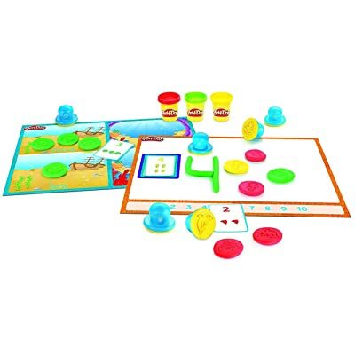 Play-Doh Shape and Learn Numbers and Counting: Toys & Games